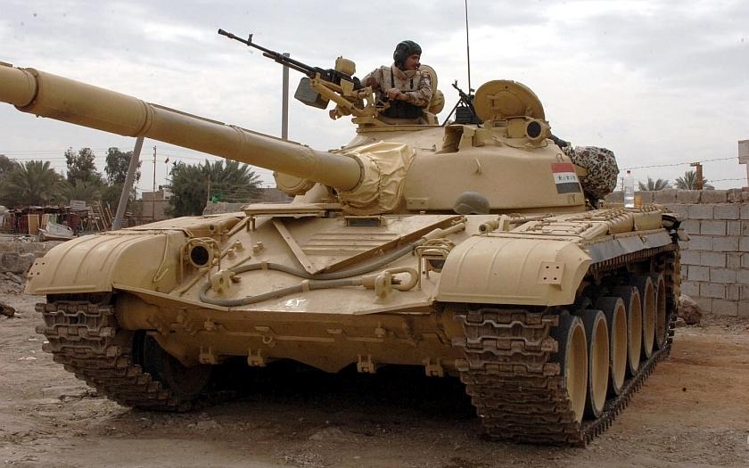 Další české tanky do boje proti islámskému státu