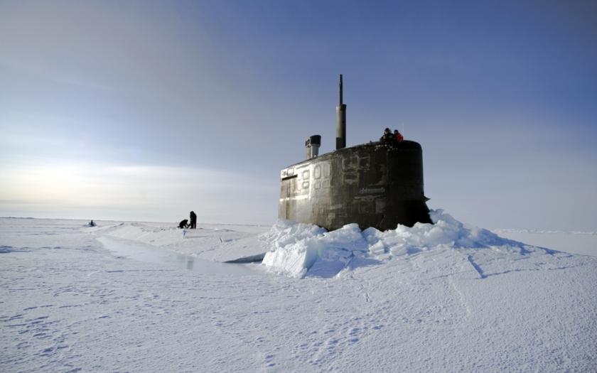 USA zaspaly v Arktidě. Putin se blíží