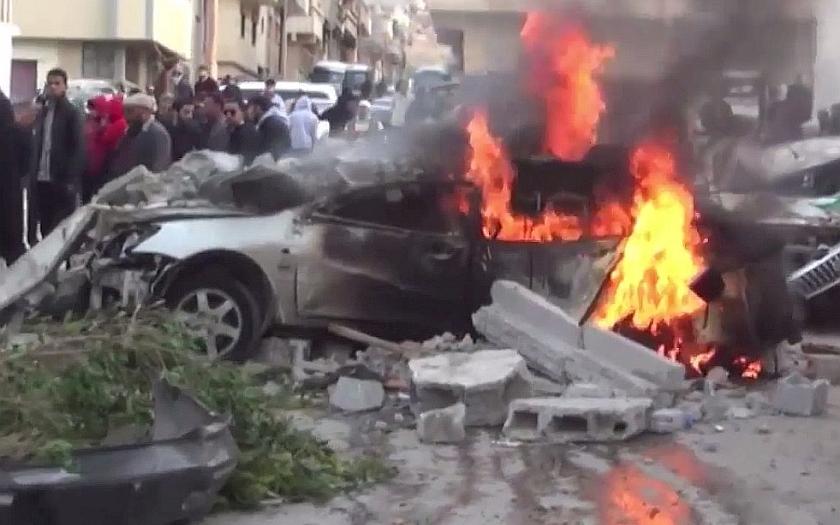 Válka v severní Africe je na spadnutí. Itálie se obává libyjských uprchlíků