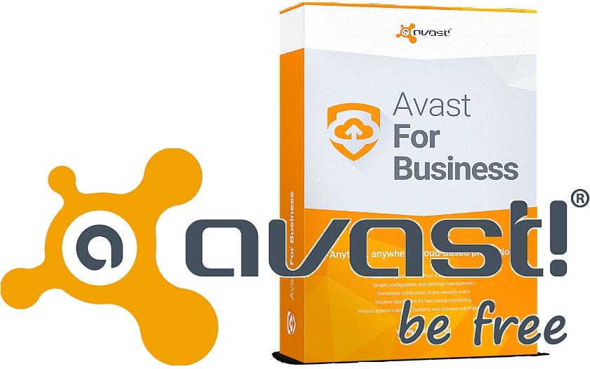 Avast jako první na světě uvádí bezplatné zabezpečení pro malé a střední firmy
