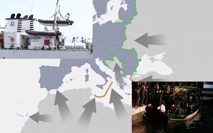 Letos bude v Itálii až milion imigrantů. Kolik z nich bude islámských teroristů?