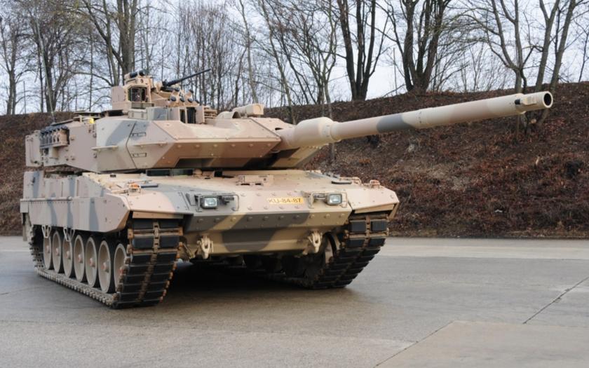 Dá si Leopard 3 ruskou Armatu k snídani?