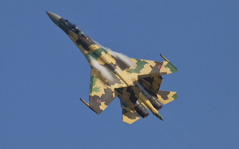 Indonésie nakoupí ruské SU-35