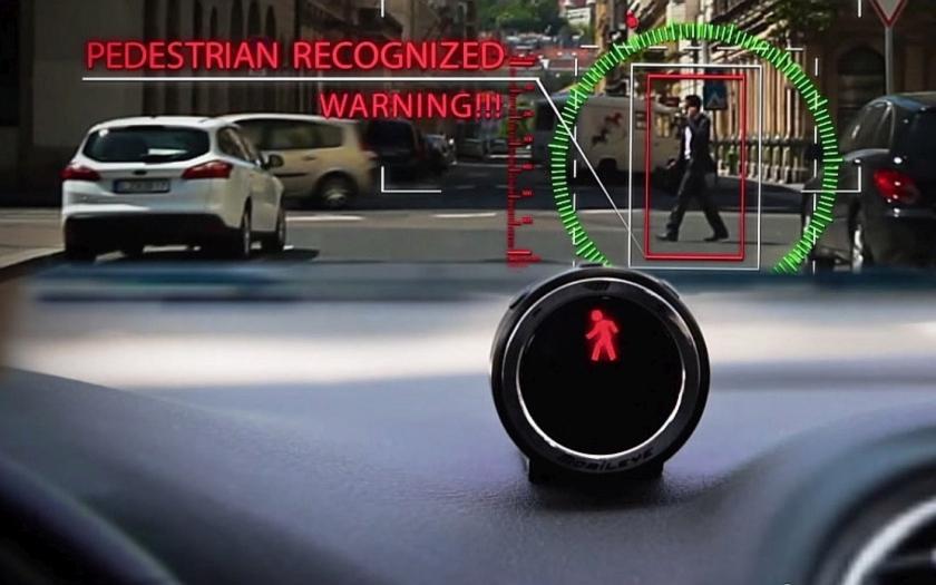 Kamerový systém MOBILEYE - bezpečnost a cesta k autům bez řidiče