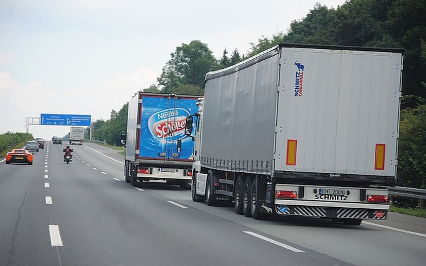 Bezpečnost v dopravě a logistice. Mezi největší rizika patří fantomoví dopravci
