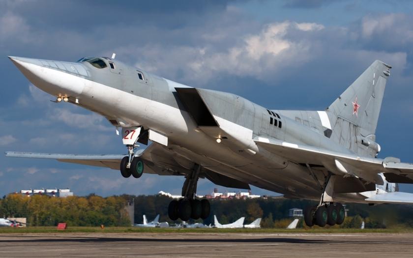 Rusko poslalo proti islámistům šest strategických bombardérů Tu-22M3