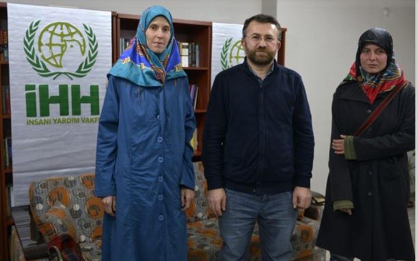 Turecká charita zachránila Češky unesené v Pákistánu