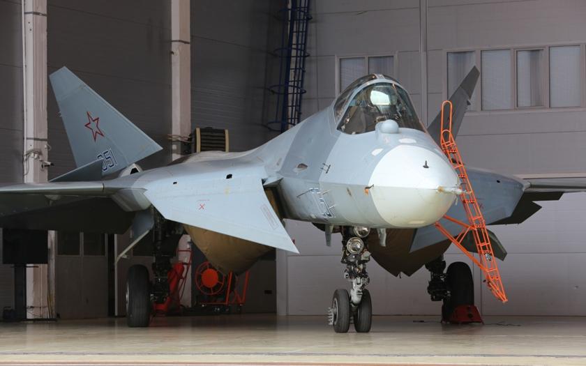 Další problémy ruské stíhačky T-50