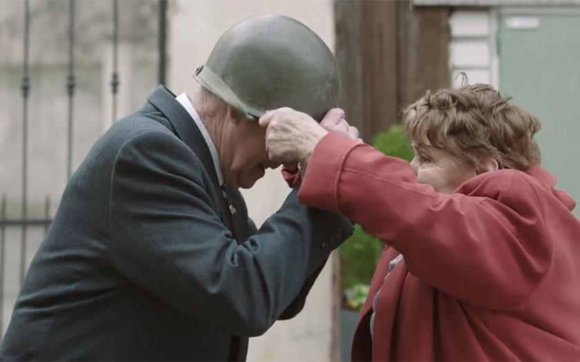 Spot k výročí osvobození Plzně americkou armádou