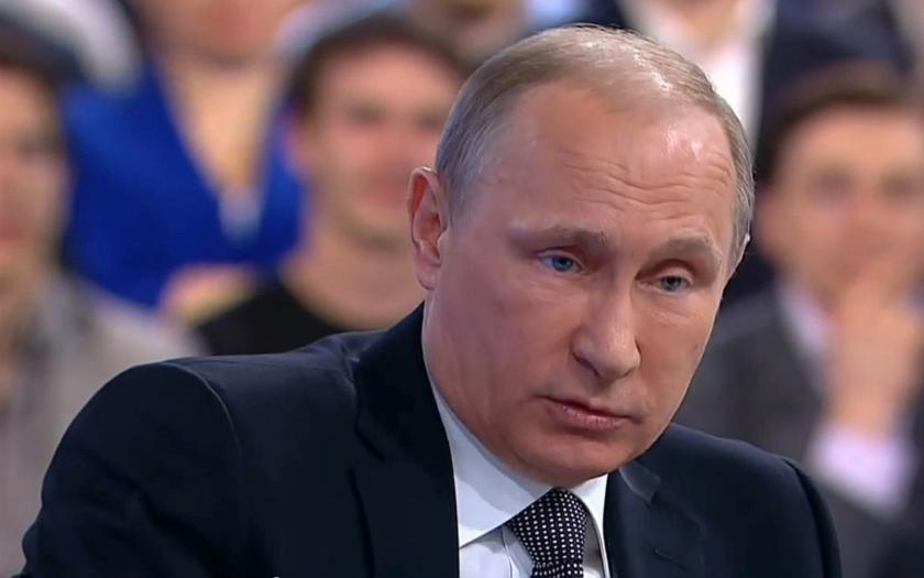 Putin: Uzavření hranic Ruska s Ukrajinou může vést k masakru