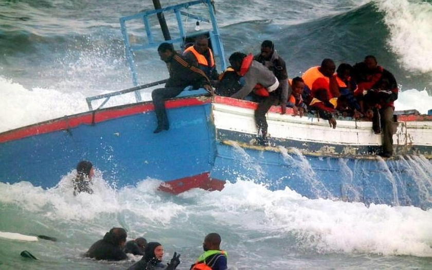 DPA: Uprchlíci ze severní Afriky opět na cestě přes Středomoří