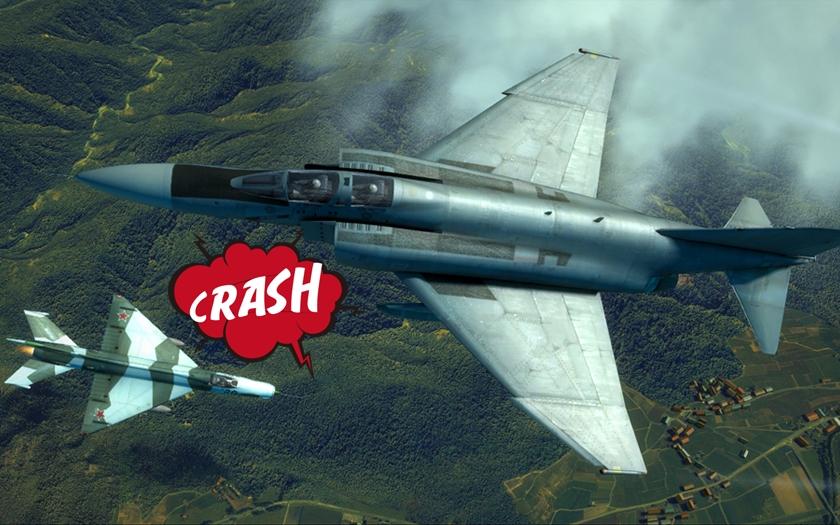 Jak taran sovětského pilota zlikvidoval americkou stíhačku