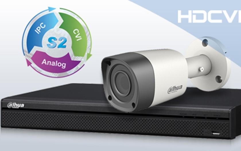 Dahua představuje novou HDCVI Lite Sérii