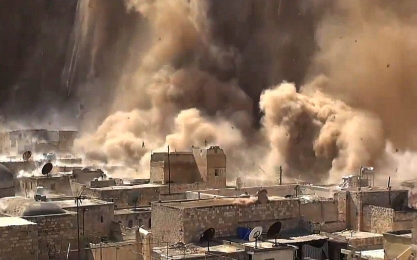 Prezident Asad obvinil USA z úmyslného útoku na syrské vojáky