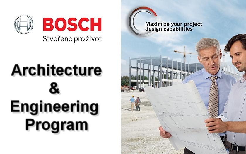 Mezinárodní program pro architekty a projektanty Architecture & Engineering Program