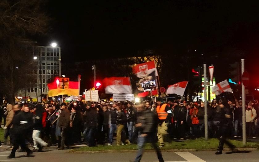 Německá sociální demokracie: Hnutí Pegida je teroristické a xenofobní. Přijde jeho zákaz?