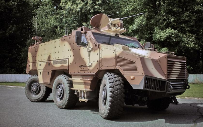 Vývoz českých zbraní trhá rekordy. Cílem jsou islámští teroristé na Blízkém východě a v severní Africe