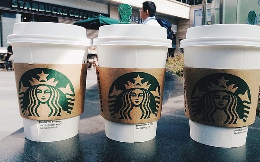 Hackeři kradou peníze ze Starbucks účtů propojených s platebními kartami uživatelů