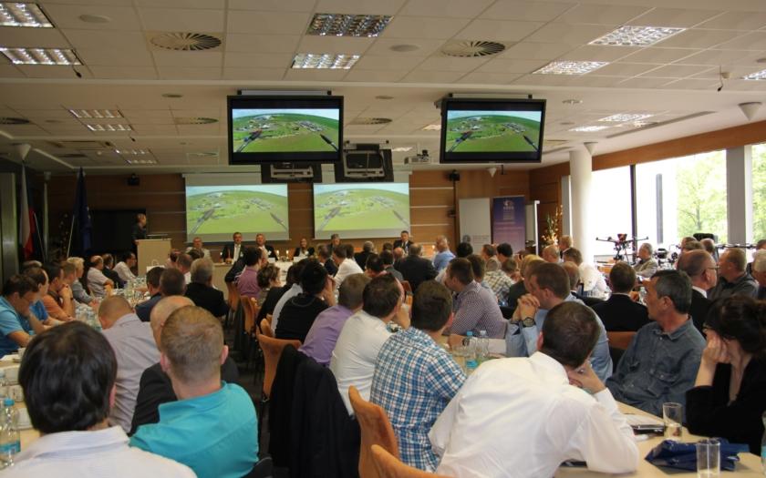 Konference &quote;Využití moderních bezpečnostních technologií&quote;