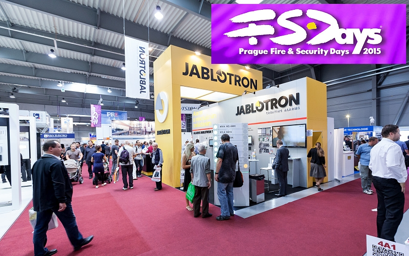 PRAGUE FIRE & SECURITY DAYS 2015 + Konference BEZPEČNÁ ŠKOLA