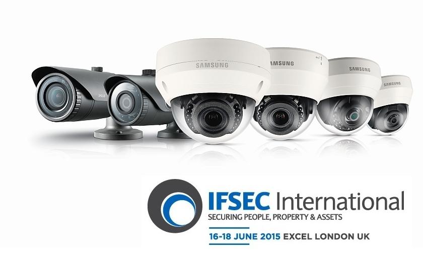 Samsung na veletrhu IFSEC v Londýně: Zabezpečujeme vaši budoucnost