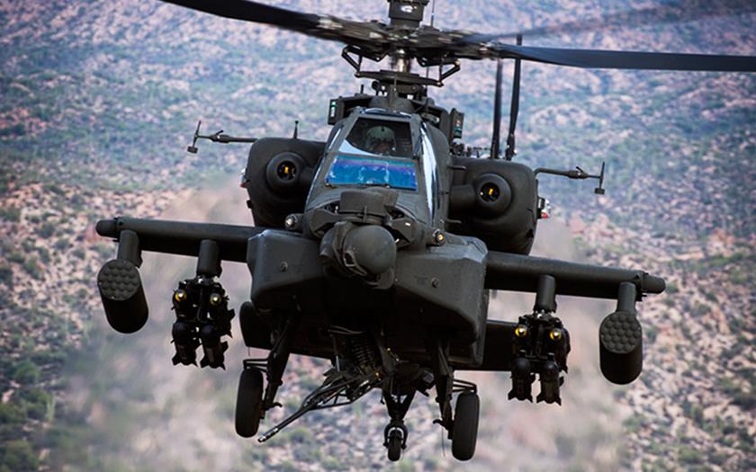 42 mrtvých uprchlíků po útoku bitevního vrtulníku