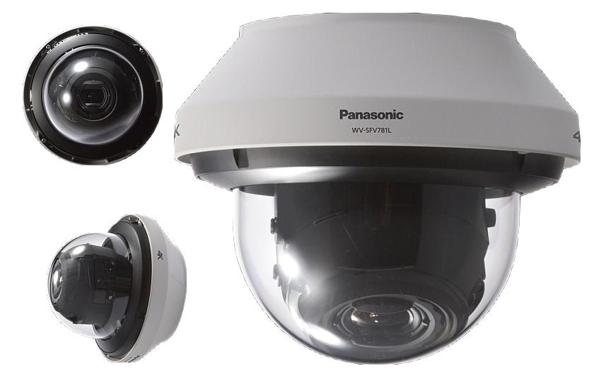 4K je jedním z hlavních témat společnosti Panasonic na veletrhu IFSEC