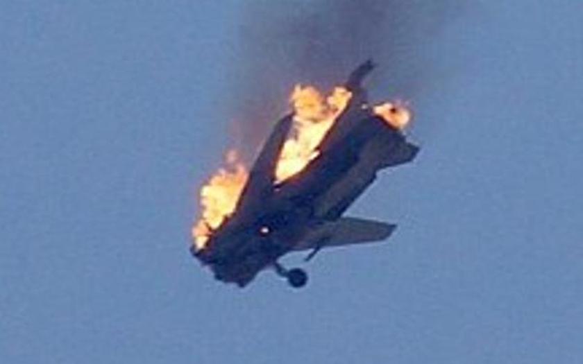 Video: Sestřelení syrského Su-24
