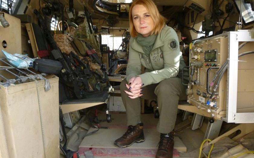Jana Černochová (ODS): Ať se smaží v pekle ti, co nazývají vojáky Armády České republiky žoldáky