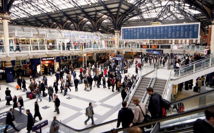 Jak ochránit nádraží a dopravní infrastrukturu?