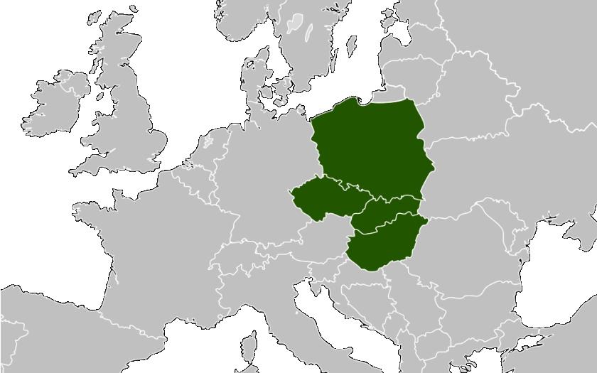 Česko, Slovensko, Polsko a Maďarsko vydaly prohlášení k migraci