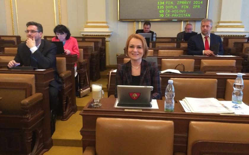 Poslankyně Černochová: Ochranka by měla zvládat krizové situace a jednat s lidmi