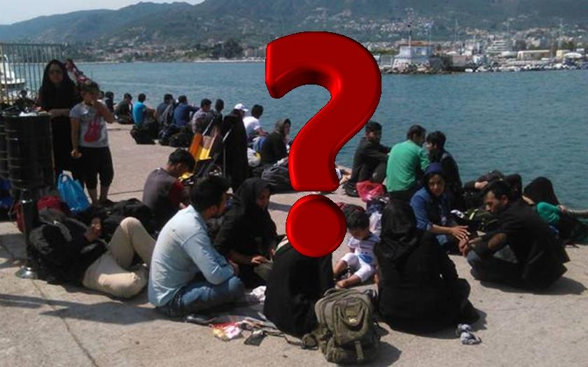 EUROJUST varuje: mezi imigranty jsou islámští radikálové IS