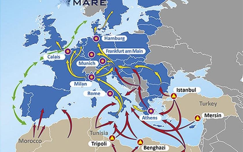 IS vede proti Evropě hybridní válku. A je to jen začátek