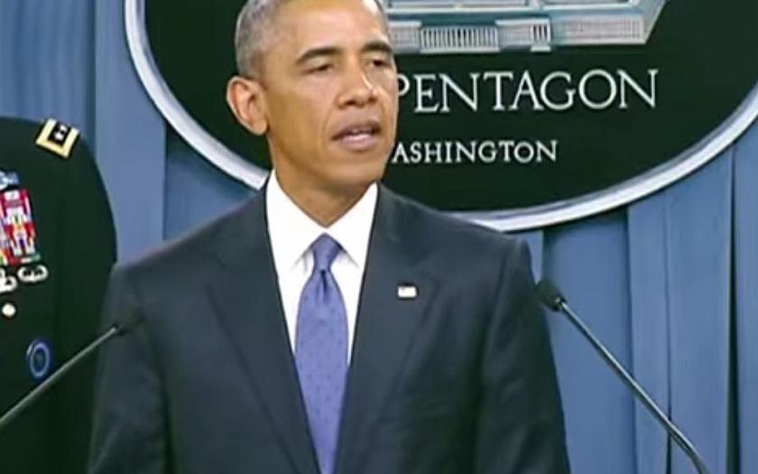 Prezident Obama: &quote;Zrychlujeme výcvik sil islámského státu&quote;