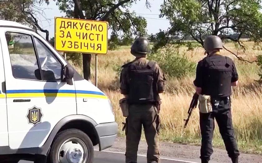 Výsledek příměří na východní Ukrajině? Pět zabitých vojáků