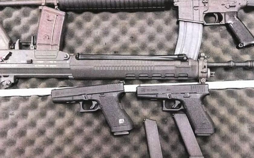 Vláda USA chce umožnit školám nakupovat z dotací zbraně
