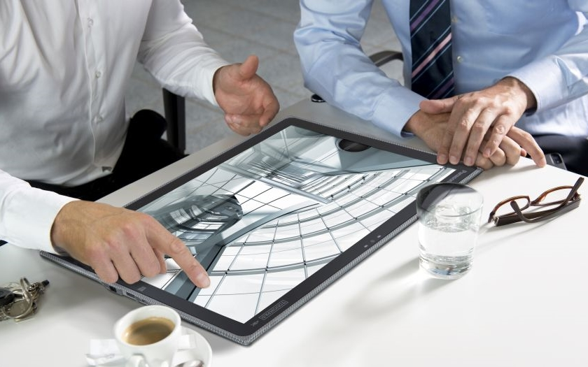 Tablet Toughpad od Panasonicu - 20 palců se 4K rozlišením