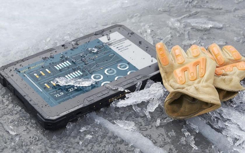 """Dell Latitude 12 – zrozen pro """"3.světovou válku"""""""