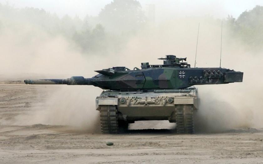 Tank Leopard 2: Nejlepší volba pro českou armádu, ostatní možnosti jsou jen do počtu