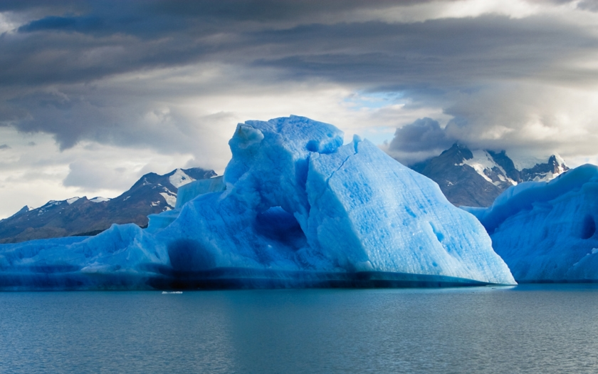 Od Antarktidy se odlomila kra o rozloze Moravskoslezského kraje