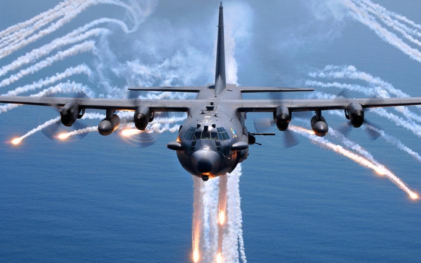Nové gunshipy AC-130J pro americké letectvo