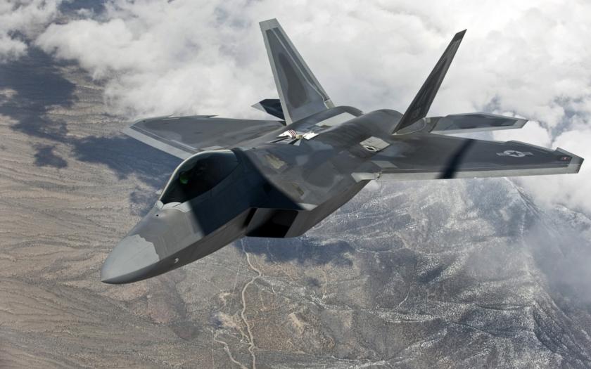 USAF: Nejmocnější letecká síla světa slaví sedmdesátiny
