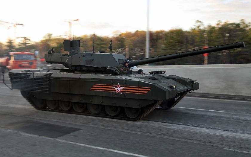 Stříbrná kulka na Armatu. NATO vyvíjí zbraň schopnou zničit ruskou tankovou chloubu