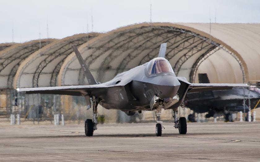 Lockheed Martin chce prodat více letounů F-35 do Evropy, cena stíhače klesne