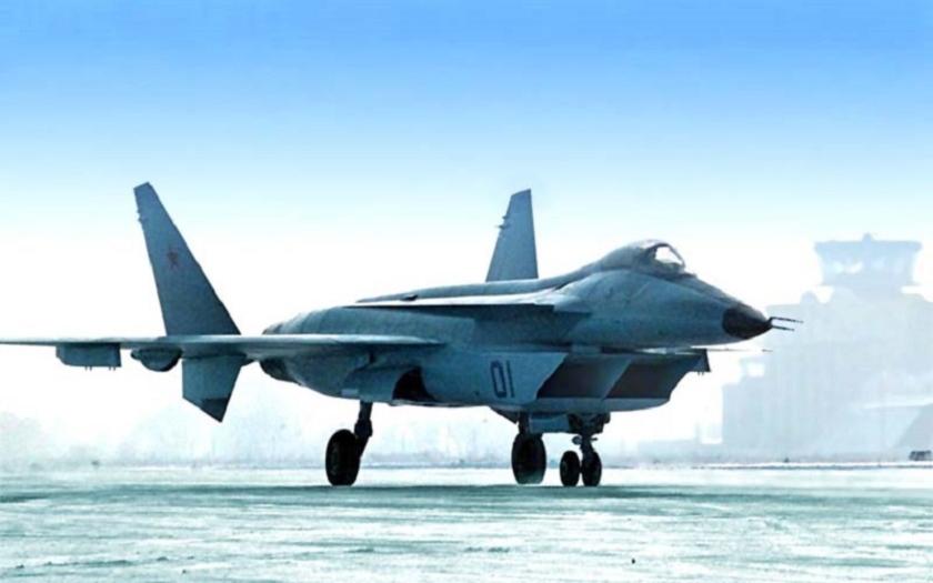 Mig 1.44 měl být prvním sovětským strojem páté generace