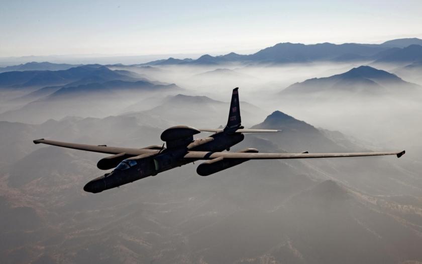 Jak vidí svět pilot legendárního špionážního letounu U-2