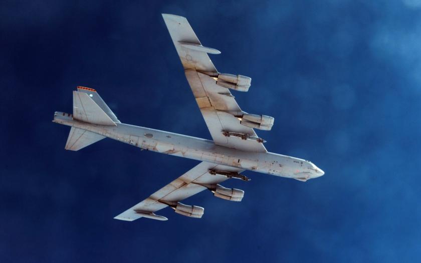 B-52 nad Koreou