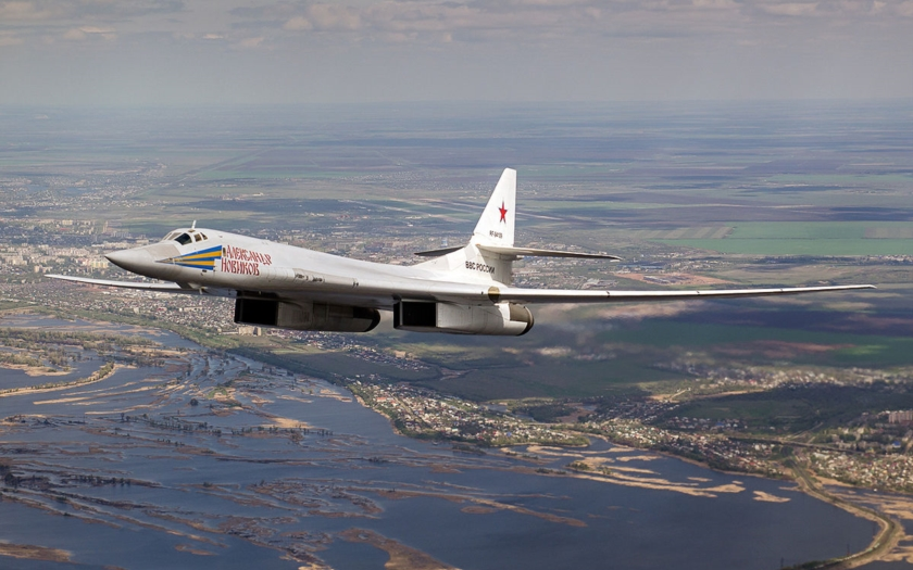 Inovované Tu-160M pro ruské letectvo až v roce 2023