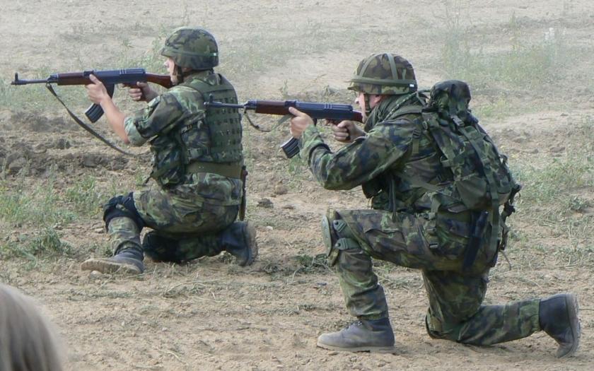 Armáda české republiky nábor